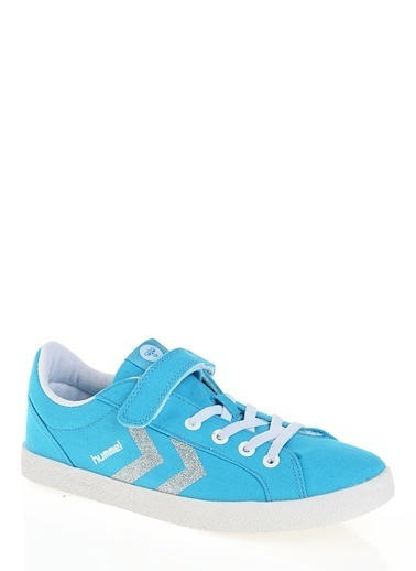 Hummel Kız Çocuk Agoptos Spor Ayakkabı E65139-7552 Mavi